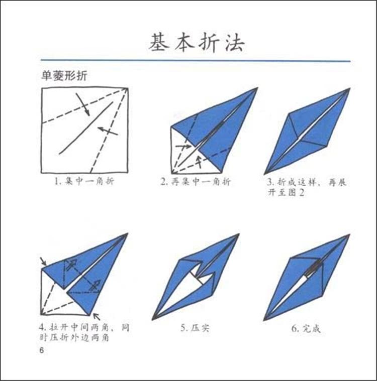 小小孩幼儿折纸手工彩纸盒子书幼儿书籍 2-6岁智力开发童书