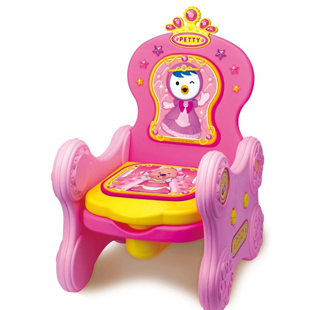 儿童坐便器 音乐 马桶圈垫婴儿尿盆宝宝小便器站立式 粉