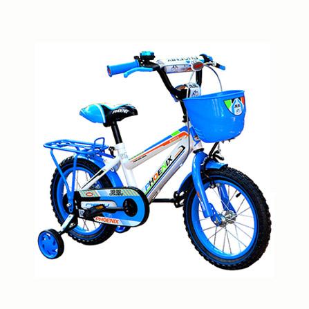 儿童自行车14寸 蓝
