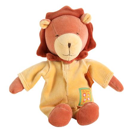 可爱小狮子玩偶毛绒公仔