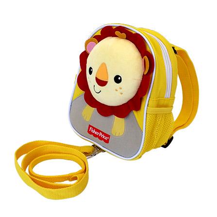 可爱小狮子防走失背包
